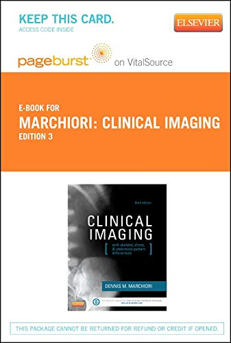 9780323112963: Clinical Imaging - Elsevier eBook on VitalSource (Retail Access Card): With Skeletal, Chest, & Abdominal Pattern Differentials, 3e