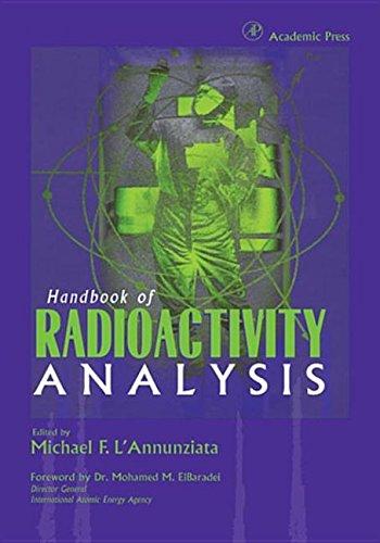 9780323137881: Handbook of Radioactivity Analysis