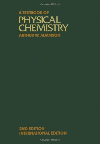 9780323140706: A Textbook of Physical Chemistry