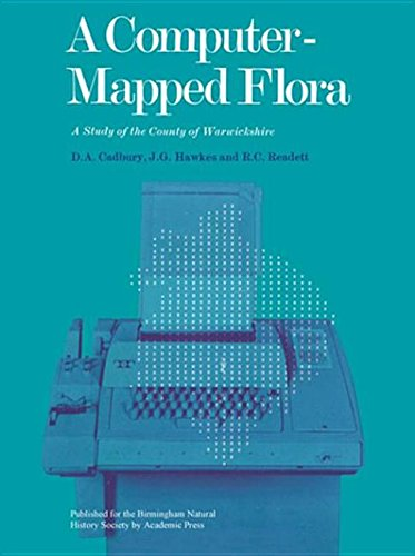 9780323142588: A Computer-Mapped Flora: A Study of the County of Warwickshire
