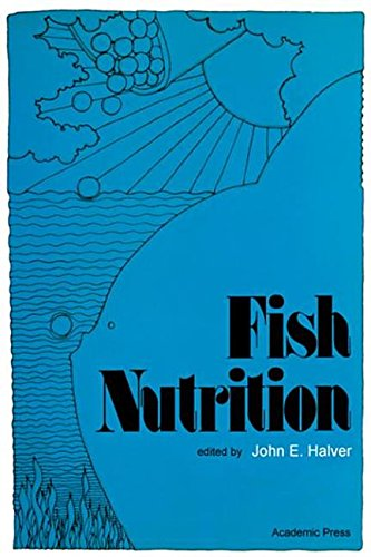9780323142960: Fish Nutrition
