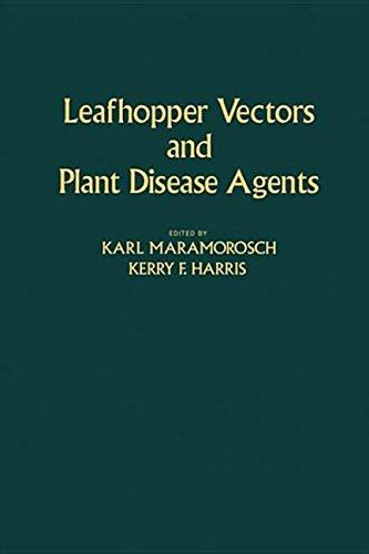 9780323143684: Leafhopper Vectors and Plant Disease Agents