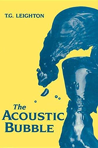 9780323144131: The Acoustic Bubble