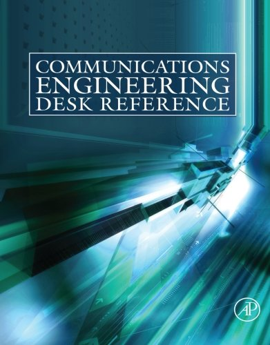 9780323163521: Communications Engineering Desk Reference
