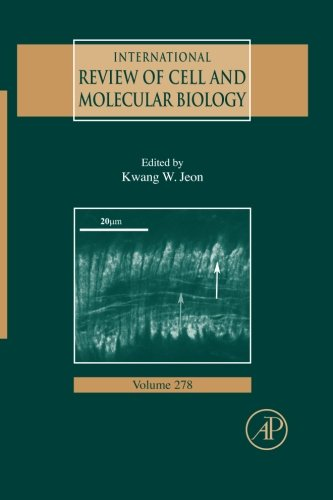 9780323163705: International Review of Cell and Molecular Biology (Volume 278)