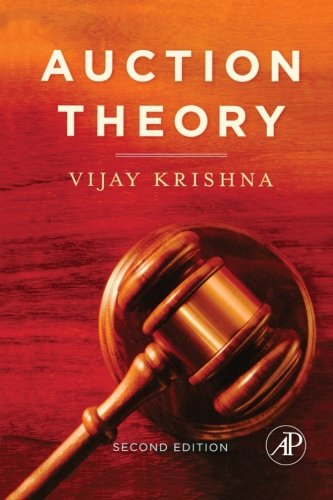9780323164115: Auction Theory