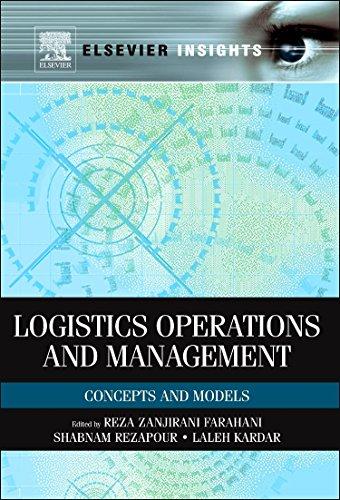 9780323165204: Logistics Operations and Management: Concepts and Models