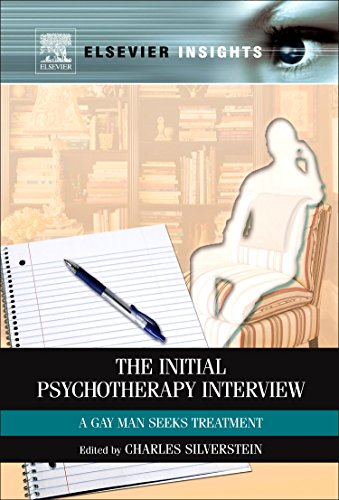 9780323165228: The Initial Psychotherapy Interview: A Gay Man Seeks Treatment