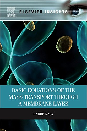 9780323165365: Basic Equations of the Mass Transport through a Membrane Layer