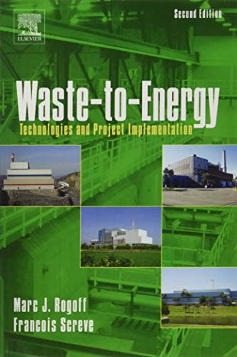 9780323165686: Waste-to-Energy, Second Edition: Technologies and Project Implementation