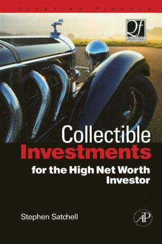 9780323165693: Collectible Investments for the High Net Worth Investor