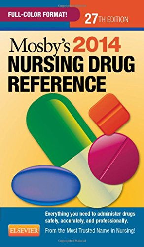 9780323170079: Mosby's 2014 Nursing Drug Reference, 27e (SKIDMORE NURSING DRUG REFERENCE)