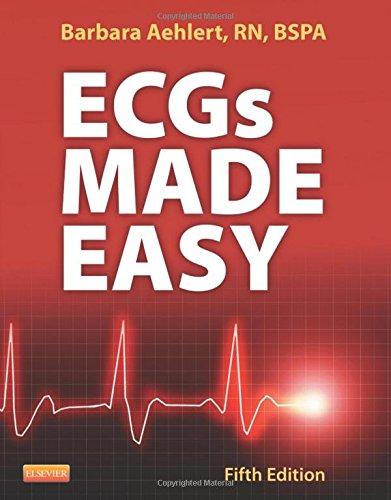 9780323170574: Ecgs Made Easy