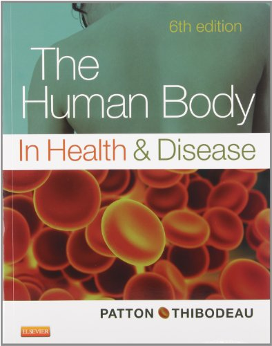 9780323171496: Anatomy and Physiology Online for The Human Body in Health & Disease (Access Code and Textbook Package), 6e