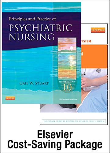 9780323171847: Principles and Practice of Psychiatric Nursing - Text and Simulation Learning System Package, 10e