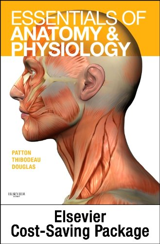 Essentials of Anatomy and Physiology - Elsevier eBook on VitalSource (Retail Access Card) and Anatomy and Physiology Online Course (Access Code) Package, 1e (0323171958) by Kevin T. Patton PhD; Gary A. Thibodeau PhD; Matthew M. Douglas PhD