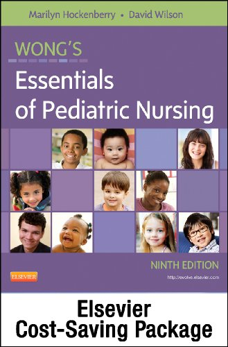 9780323172165: Wong's Essentials of Pediatric Nursing - Text and Simulation Learning System Package, 9e