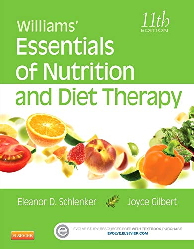 9780323185806: Williams' Essentials of Nutrition and Diet Therapy, 11e