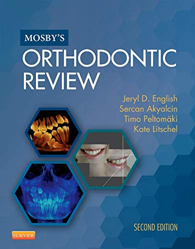 9780323186964: Mosby's Orthodontic Review, 2e