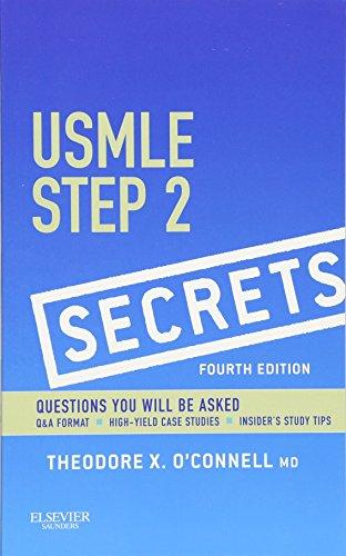 9780323188142: USMLE Step 2 Secrets, 4e