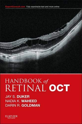 9780323188845: Handbook of Retinal OCT: Optical Coherence Tomography, 1e