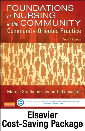 9780323188999: Community/Public Health Nursing Online for Stanhope and Lancaster: Foundations of Nursing in the Community (Access Code, and Textbook Package), 4e