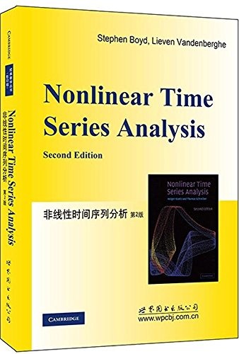 9780323216913: Nonlinear Time Series Analysis