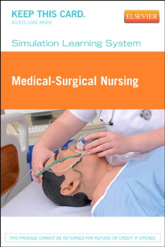 9780323221726: Simulation Learning System for Medical-Surgical Nursing (Retail Access Card), 1e