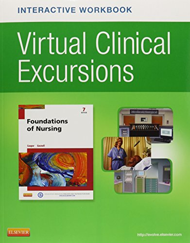 9780323221771: Virtual Clinical Excursion Online & Print Workbook for Foundations of Nursing, 7e