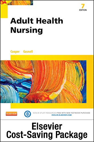 9780323221801: Adult Health Nursing – Text and Virtual Clinical Excursions Online Package, 7e