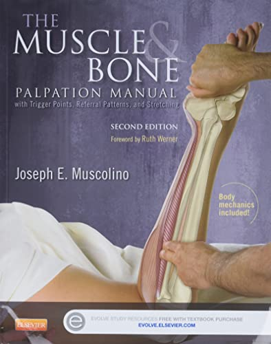 9780323221962: The Muscle and Bone Palpation Manual with Trigger Points, Referral Patterns and Stretching, 2nd Edition
