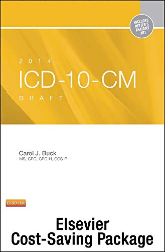 9780323224376: 2014 ICD-10-CM Draft Edition, 2014 HCPCS Professional Edition and CPT 2014 Professional Edition Package, 1e