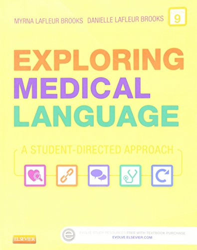 9780323224666: Exploring Medical Language: A Student-Directed Approach