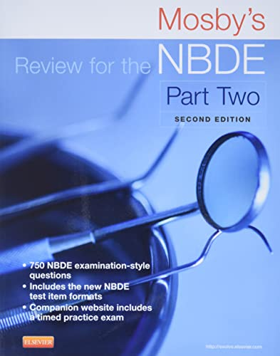 9780323225687: Mosby's Review for the NBDE Part II, 2e