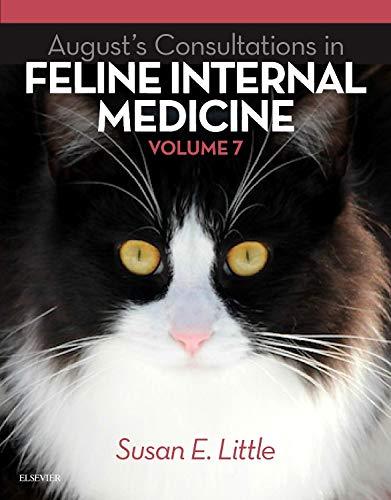 9780323226523: August's Consultations in Feline Internal Medicine, Volume 7, 1e