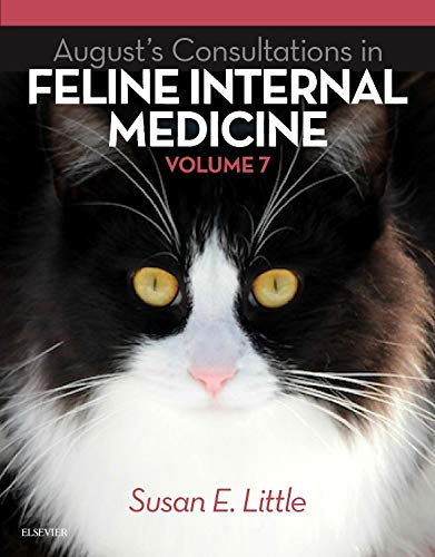 9780323226523: August's Consultations in Feline Internal Medicine: 7