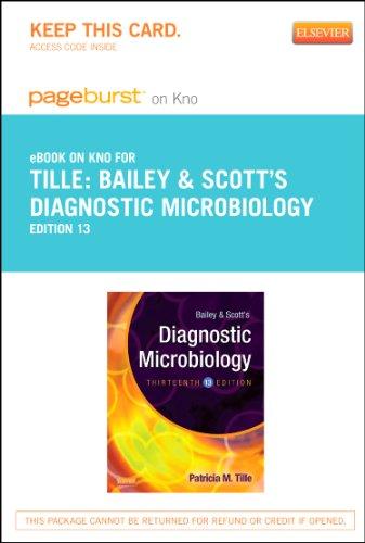 9780323226950: Bailey & Scott's Diagnostic Microbiology - Elsevier eBook on Intel Education Study (Retail Access Card), 13e