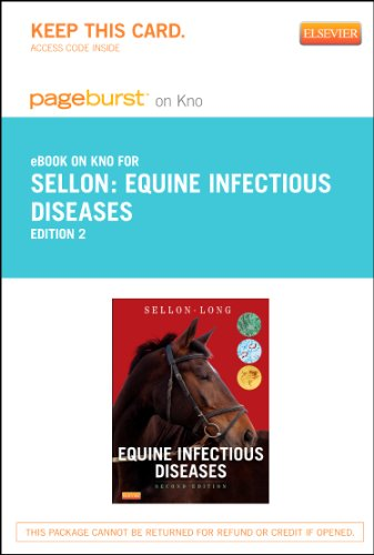 9780323227698: Equine Infectious Diseases - Elsevier eBook on Intel Education Study (Retail Access Card), 2e
