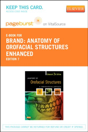 9780323227759: Anatomy of Orofacial Structures - Enhanced 7th Edition - Elsevier eBook on Intel Education Study (Retail Access Card): A Comprehensive Approach