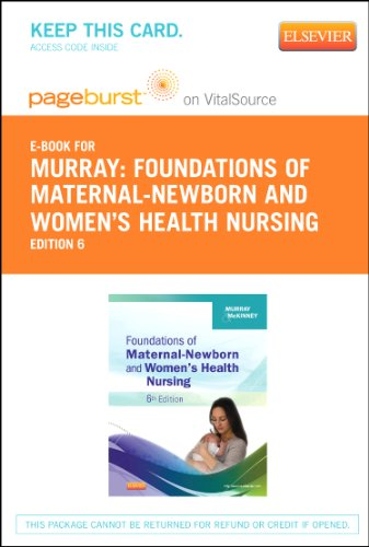 9780323228381: Foundations of Maternal-Newborn & Women's Health Nursing - Elsevier eBook on VitalSource (Retail Access Card), 6e