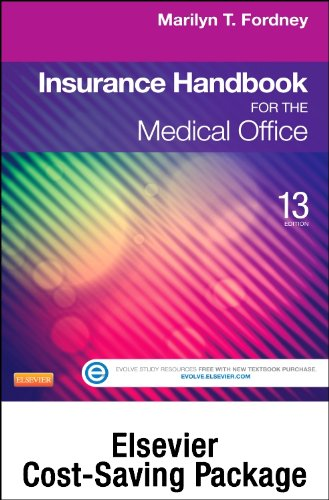 Medical Insurance Online for Insurance Handbook for the Medical Office (Access Code and Textbook ...