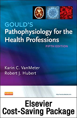 9780323240871: Gould's Pathophysiology for the Health Professions - Text and Study Guide Package, 5e
