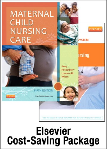 9780323241083: Maternal Child Nursing Care - Text and Simulation Learning System, 5e