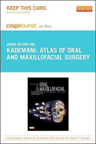 Atlas of Oral and Maxillofacial Surgery - Elsevier eBook on Intel Education Study (Retail Access ...
