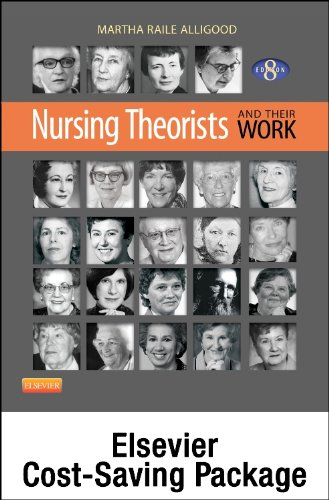 9780323241786: Nursing Theorists and Their Work - Elsevier eBook on Intel Education Study (Retail Access Card), 8e