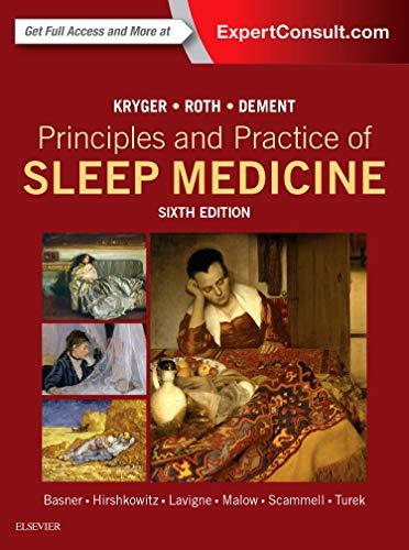 9780323242882: Principles and Practice of Sleep Medicine, 6e