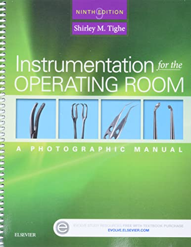 9780323243155: Instrumentation for the Operating Room: A Photographic Manual, 9e