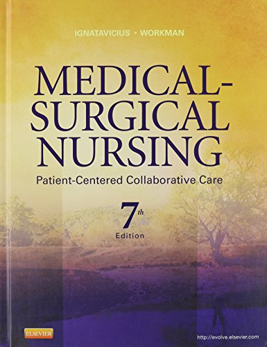 9780323243728: Medical-Surgical Nursing - Single-Volume Text and Simulation Learning System Package, 7e