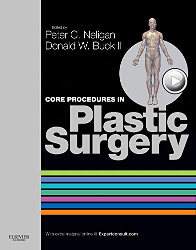 9780323243995: Core Procedures in Plastic Surgery, 1e