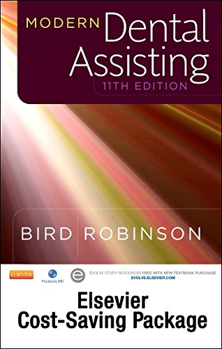 9780323244190: Dental Assisting Online for Modern Dental Assisting (Access Code, and Textbook Package), 11e